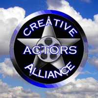 Creative Actors Alliance logo